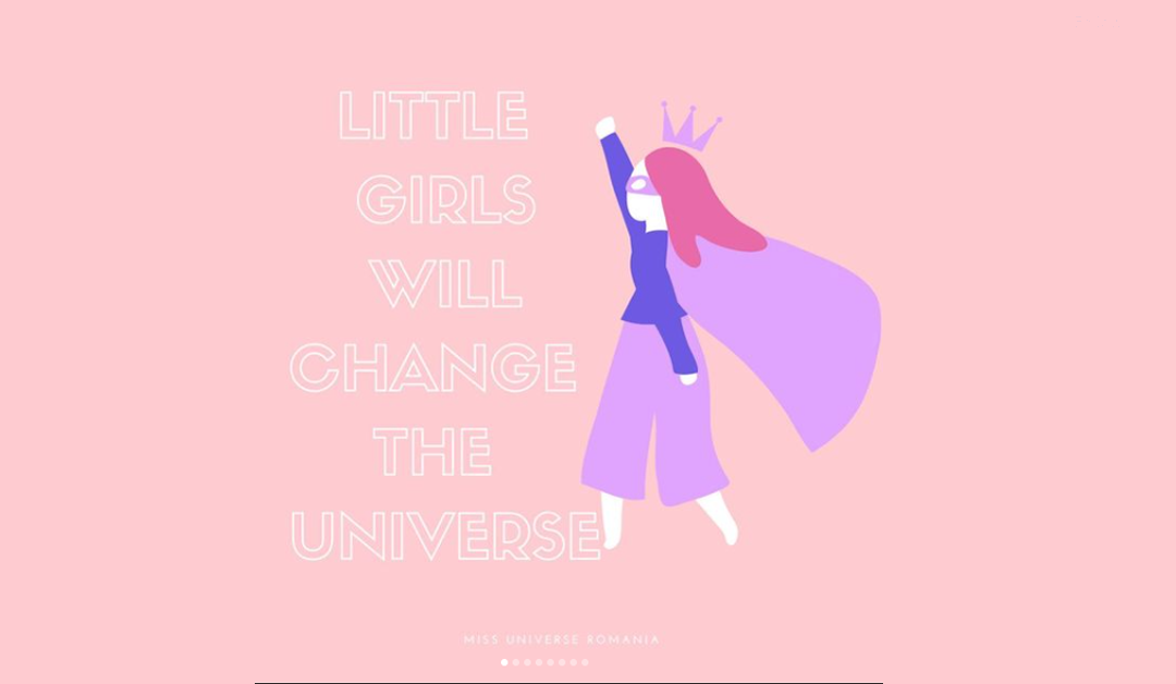 Little Girls Will Change the Universe with Miss Bianca